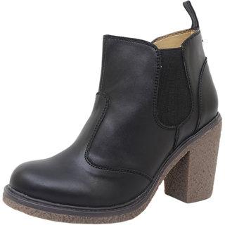 Athlego Women Leatherite Boot