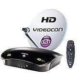 Videocon D2H HD Connection
