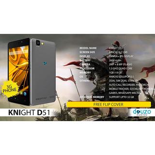 Douzo Knight D51 (1GB RAM, 8GB)