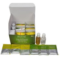Aroma Treasures Skin Whitening  Brightening Facial Kit For Oily Skin