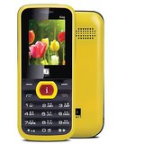 IBall King 1.8D Dual SIM Mobile Phone - Yellow And Black