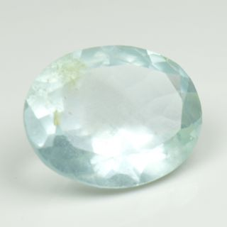3 Ratti Natural Aquamarine Berunj Loose Gemstone For Ring  Pendant