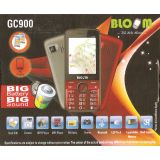 UNLOCKED BLOOM GC900 GSM+CDMA DUAL SIM MOBILE PHONE WORKS ANY CDMA+GSM NETWORK