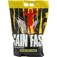 Universal Nutrition Gain Fast 3100, Banana Split Flavour 10 Lb With Free Shaker