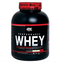 "Optimum Nutrition Performance Wheyâ""¢ Chocolate Shake 4.3 Lbs"
