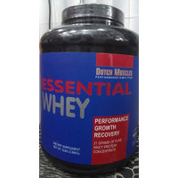 Dutch Muscle Essential Whey Protein 5 Lbs Chocolate