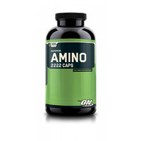 Optimum Nutrition Superior Amino 2222 Tablets 320 Count