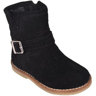 Kids Casual Shoes NU005BLK