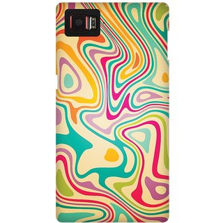Super Cases Premium Designer Printed Case for Lenovo K 920