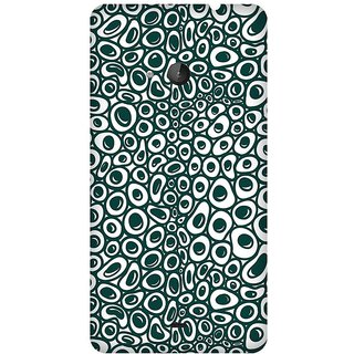 Super Cases Premium Designer Printed Case for Nokia Lumia 540