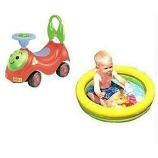 Baby Rider N Inflatable Baby water Pool