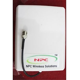 BUY NPC FLAT PANEL ANTENNA FOR GSM 900/1800 NETWORK- BRANDED PRODUCT 1 YEAR WARR