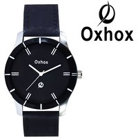 Oxhox MG38 FST Analog Watch - For Men