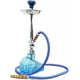 True 30 inch Blue Maya Shisha Hookah available at ShopClues for Rs.2999