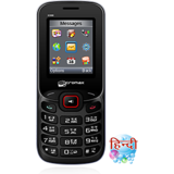 micromax x088 black red mobile