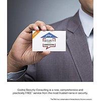 Godrej Home Security Consulting (NCR, Mumbai, Kolkata, Kochi, Gujarat Only)