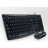 Logitech Media Keyboard Mouse Combo MK200