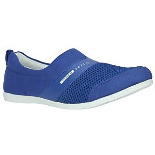 Marco Ferro Chic Royal Blue Men's Casual Shoes