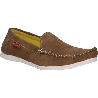 Marco Ferro Dashing Brown Men's Casual Shoes