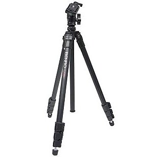 BENRO DIGITAL TRIPOD KIT MINI-TRIPOD SERIES A150FBR0