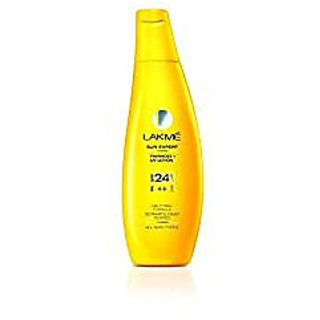 Lakme Sun Expert Fairness + UV Lotion SPF 24 PA++(60ml) (pack of 2)