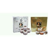 Shahnaz husain Diamond   gold facial kit  (combo) set of 1