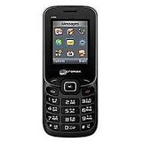 micromax x088 black silver mobile