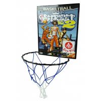 SUNFLY WALL HANGING BASKET BALL RING ( SIZE. no 5 )