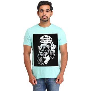 Snoby Meri pahcuh uper tak hai cotton printed T-shirt (SBY16406)