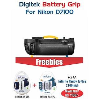 Digitek Battery Grip Nikon D7100