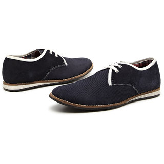 Apaache Casual And Too Cool Lace-Ups (Medium Blue)