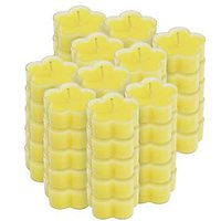 Scented Tea Light Candle Flower Set Of 50pc - 99393948