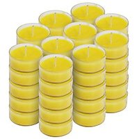 Scented Tea Light Candle Round Set Of 50pc