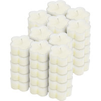 Scented Tea Light Candle Flower Set Of 50pc - 99394930