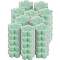 Scented Tea Light Candle Flower Set Of 50pc