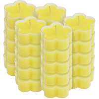 Scented Tea Light Candle Flower Set Of 25pc - 99396200