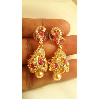 Deek Fashion Stone Earrings