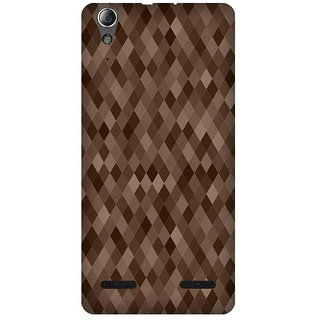 Super Cases Premium Designer Printed Case for Lenovo A6000