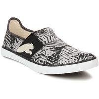Puma Lazy Slip On Graphic Dp Men's Black Slip On Casual Shoes