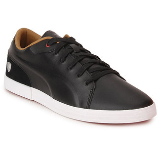 Puma Wayfarer Speziale Sf Men's Black Lace-up Casual Shoes