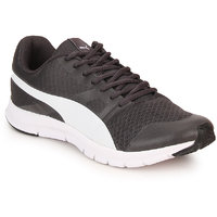 Puma Puma Flexracer Dp Men's Black Sport Shoes