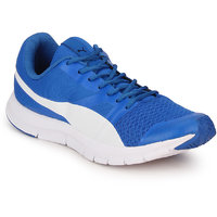 Puma Puma Flexracer Dp Men's Blue Sport Shoes