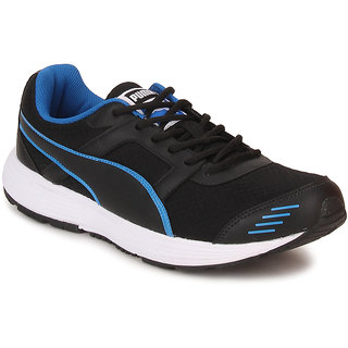 Puma Harbour Dp Men's Black Sport Shoes