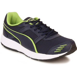 Puma Harbour Dp Men's Blue Sport Shoes
