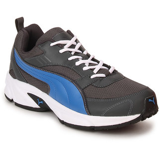 Puma Atom Iii Dp Men's Grey Sport Shoes