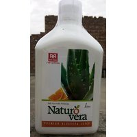 Naturo Vera With Orange Aloe Vera Juice