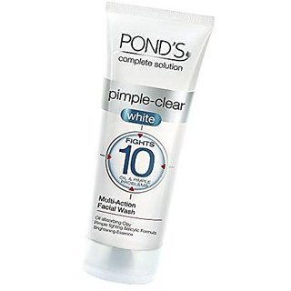 Pond'S Pimple Clear Face Wash, 50G