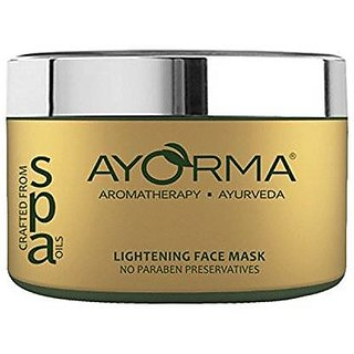 Ayorma Lightening Face Mask, 50 Gm