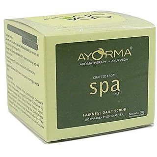 Ayorma Fairness Daily Scrub, 50Gm