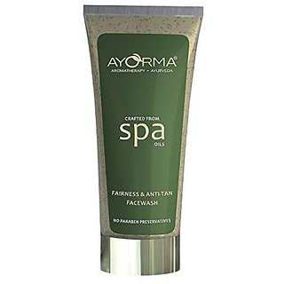 Ayorma Fairness And Anti-Tan Face Wash, 100 Ml